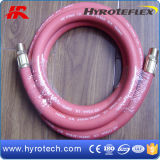 Tuyaux d'air en caoutchouc extérieurs lisses de tuyaux d'air de couleur