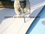 Tpo einlagige wasserdichte Membrane für flaches Dach