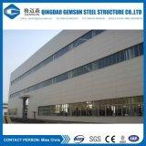 Q235 Q345b helles Stahlkonstruktion-Gebäude-Stahllager-Stahl-Werkstatt