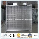 中国からの電流を通された一時塀の/Wireの網の塀