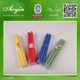 도매 지팡이 초 색깔 매일 사용 초