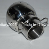 Ss304 Ss316L를 가진 스테인리스 Steel Tank Rotating Cleaning Ball