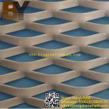 Het poeder bedekte het Uitgebreide Blad van het Metaal voor Decoratieve Muur met een laag