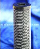 Cartuccia di filtro dalla fibra del carbonio