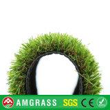 Erba artificiale del prato inglese di colore dell'erba del tappeto erboso del giardino artificiale del campo