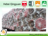 Wärmeisolierung-Glaswollen geglaubt für Baumaterial