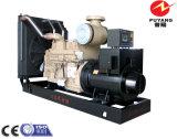 type ouvert refroidi à l'eau diesel Genset de 60Hz 1800rpm Cummins de 375kVA/300kw