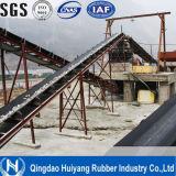 Bande de conveyeur en acier de cordon de résistance d'abrasion pour l'usine d'engrais