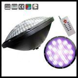 RF/DMX/WiFi制御18W LEDプールライト