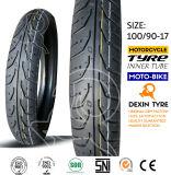 Gomma 100/90-17 Tt Tl di sport della gomma del pneumatico del motociclo del Sudamerica
