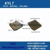 Mg CNC-maschinell bearbeitenteil des Metallkastens, Präzisions-maschinell bearbeitenbildschirm-Rahmen