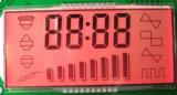Écran LCD pour l'étalage de mètre de temps