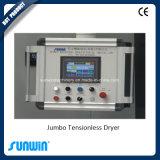 Alta capacidad de producción ninguna máquina del secador de la tela de la tensión