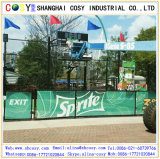 Bandera del acoplamiento de la bandera de la flexión del PVC de los media de la flexión de la publicidad al aire libre