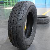 Neumático radial del coche del flanco blanco (185r14c 195r15c)