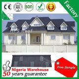 나이지리아 또는 아프리카 공장 가격 모래 입히는 금속 기와에 있는 최신 판매
