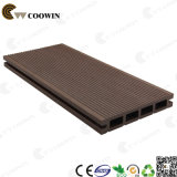 WPC Plastic Wood Composite Outdoor Decking / Outdoor Garden Flooring (TS-01)