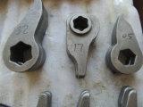 Scanalatura d'acciaio forgiata dell'elevatore della scanalatura di torsione di Chevy della scanalatura e scanalatura di goccia
