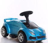 Carro do Wiggle do brinquedo do bebê da bateria do carro 4wheel do balanço dos miúdos