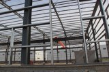 Steel ligero Prefabricated Warehouse con Insulation