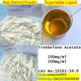 As stéroïde de Tren/acétate liquide de Trenbolone (non de CAS : 10161-34-9)