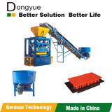 Grupo manual claro da maquinaria da máquina de fatura de tijolo Qt4-24 Dongyue