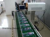 Маркировка Machine&#160 лазера Autofocus; в продукции Line