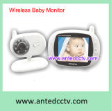 LCD van 3.5 Duim de Draadloze Digitale Monitor van de Baby met de Speler van de Muziek & de Opsporing van de Temperatuur