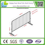 Safety galvanizado Crowd Control Barrier para Hot Sale