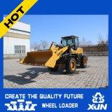 2 Toneladas pequeña cargadora de ruedas desde el proveedor de China