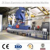 Machine de grenaillage de plaque en acier de roue de pipe pour l'industrie électronique