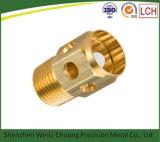 CNC em linha da precisão da compra 2016 para as peças mecânicas