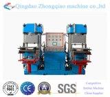 Máquina Vulcanizing do vácuo de borracha automático da estação de Doubble