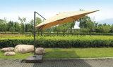 Girare l'ombrello piegante esterno del patio di Sun della pioggia
