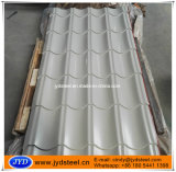 Mattonelle di tetto d'acciaio lustrate colorate dei materiali da costruzione