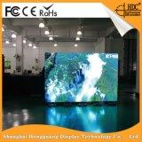 Farbenreicher Innenbildschirm LED-P1.9 für örtlich festgelegte Installation