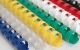 Plástico peine vinculante (NPCC-5001)