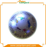 LED 고객 디자인 로고 단추 기장