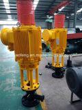 Dispositif au sol de tête d'entraînement de moteur de pompe de puits de pompe de vis à vendre