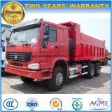 4X2 10 ruedas Sinotruk 22 toneladas de carro de vaciado resistente