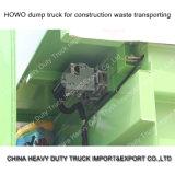 China-Lieferant Sinotruk HOWO Kipper-Aufbau-LKW des Euro-2