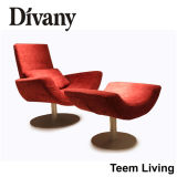 Divany Cheers Leather Sofa Recliner 또는 Office Sofa D-16