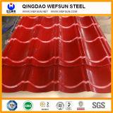 PPGI! Corrugated стальная плита с большим сбыванием и надежным качеством