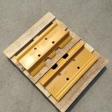 La niveladora de bronce del surtidor del gato parte las piezas de acero para KOMATSU, oruga del alimentador