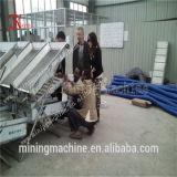 Rondelle sèche stockée d'or pour la région aride