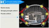 자유로운 공구를 가진 2017권의 설명서 배드민턴 라켓 끈 기계 Quickstep