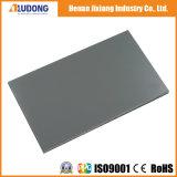 Глубокая серая внешняя Панель-Aludong гарантии качества стены алюминиевая составная