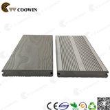 WPC plástico compuesto de madera al aire libre Decking / suelo de jardín al aire libre (TS-01)