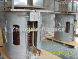 1500kg Medium Frequency Induction Melting Furnace