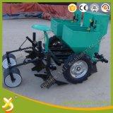 Filas dobles, 3-Point tirón, máquina agrícola de la sembradora de la patata, plantador de la patata